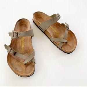 BIRKENSTOCK Mayari thong toe loop sandal 40 (9)